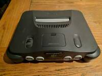 Nintendo 64 N64 faulty, spares and repairs