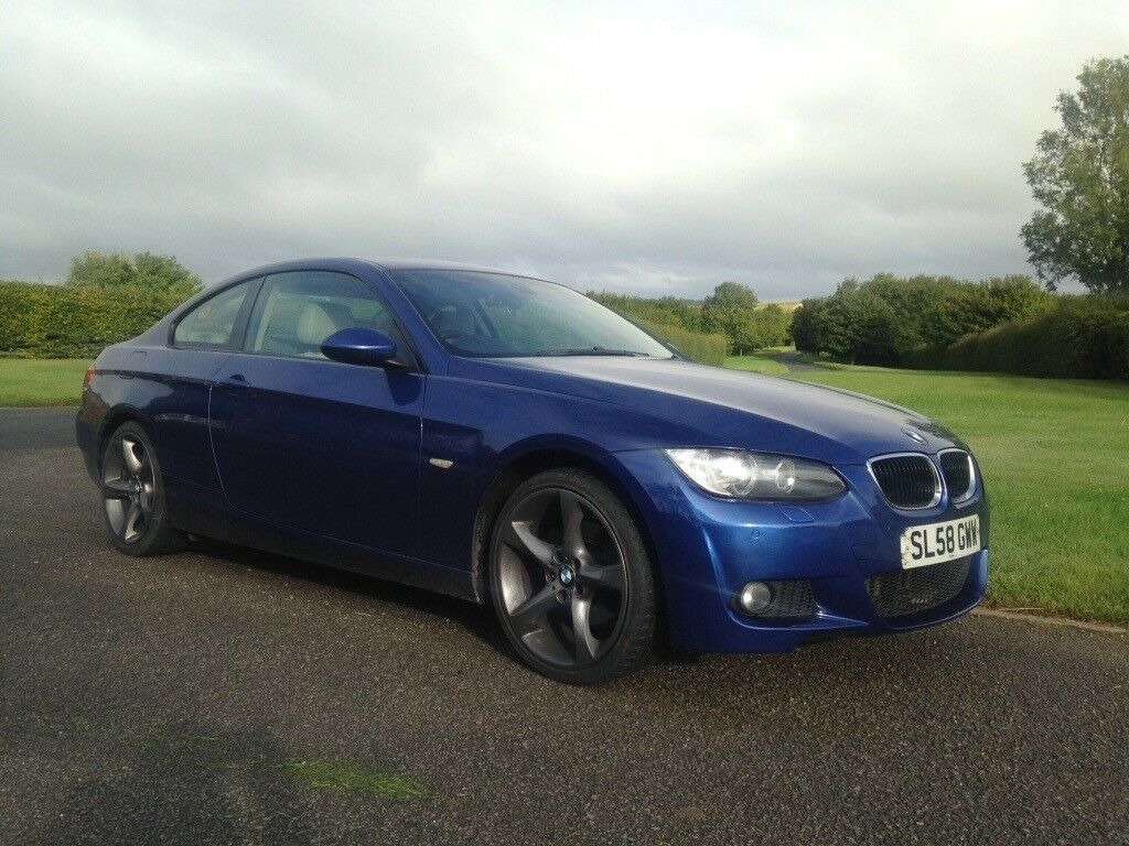 bmw 320d 2008 coupe in harlow essex gumtree. Black Bedroom Furniture Sets. Home Design Ideas
