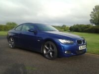BMW 320D 2008 Coupe