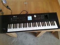 Roland BK5 Proffesional arranger keyboard piano. Quick!! RBP over800£ now cheap