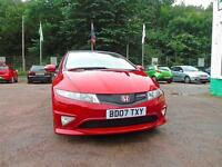 HONDA CIVIC 2.0 i-VTEC Type-R GT (red) 2007