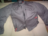 Motrcycle, motorbike jacket Viper..size 44..tried on with and without armour.. to small..£30 ono