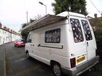 ben's campervan come and look at it