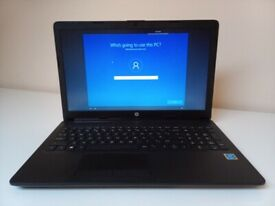 Boxed HP laptop