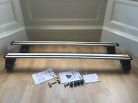 Get your car kitted for summer- Wing Bar Thule Rapid System 754 Roof Rack