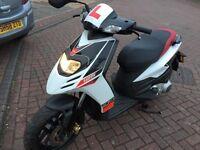 Aprilia sr 125 4t motard 2014 125cc