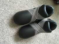 Martial arts foot protectors - size extra small