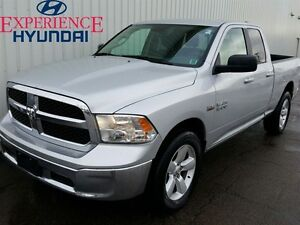 2016 Ram 1500 SLT WICKED V8 4X4 SLT QUAD CAB WITH LOW KMs AND FA