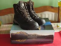 Meindl mens meran walking boots 8.5 boxed nearly new