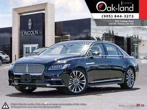 2017 Lincoln Continental Former Lincoln Executive Car!!!