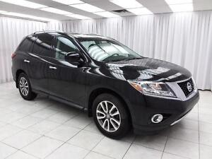 2016 Nissan Pathfinder 3.5SV AWD 7PASS SUV w/ BLUETOOTH, 3-ZONE