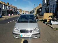 MERCEDES A140 A CLASS PETROL MANUAL LOW MILAGE QUICK SALE