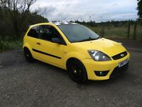 2007 Ford Fiesta 30th anniversary ltd edition (only 400 made)• Corsa Clio polo golf Astra Punto