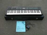 Vintage Yamaha DX 27 Synth