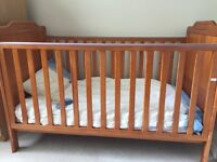 Wooden Cot/bed