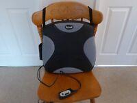 Scholl Back Massage Cushion