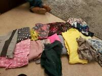 Approx 30 scarves