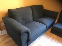 Ikea Tidafor 3 Seater Sofa +armchair