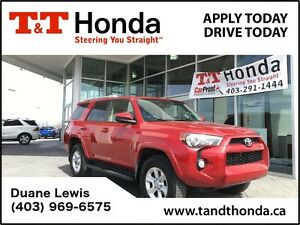 2015 Toyota 4Runner SR5 V6 *Bluetooth, Backup Cam, Roof Rails