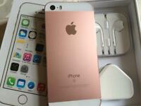 IPhone 5s rose gold 16gb ( unlocked) any network