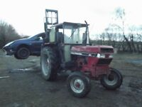 tractor case international 895