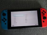 Nintendo Switch - 128GB SD Card, Games and Controller (Boxed, Barely Used)