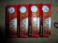 Golf Balls - 12 New Winfield Titanium