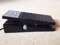 Roland EV5 Expression Pedal for Guitar FX / Keyboard