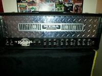 Mesa boogie 100w 3 chanel vavle amplifier amp head