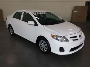 2012 Toyota Corolla CE Automatique Air Climatise+ Bluetooth