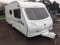 Ace jubilee 2007 6 berth with MOTER MOVER