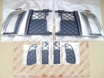 MR2 MR-S Roadster Spyder ZZW30 Rear Bumper Extension set NEW Genuine OEM Parts