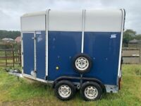 IVOR WILLIAMS Horse Trailer HB510, Second Hand, Fully Serviced
