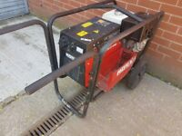 MOSA TS 200 , ENGINE DRIVEN WELDER , FULLY SERVICED AND CLEANED , NEW EXHAUST , COMES W/ WARRANTY