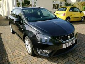 Seat Ibiza FR 1.6 Tdi Estate