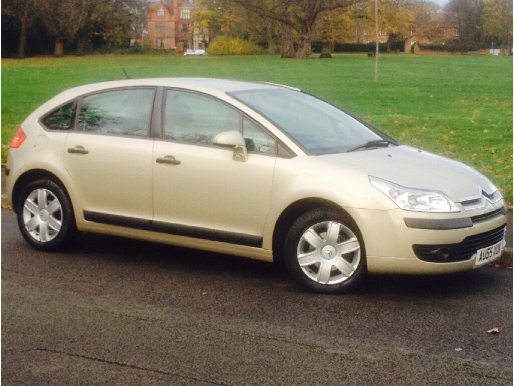 citroen c4 1 6 i 16v sx 5dr auto gold 2005 in birmingham west midlands gumtree. Black Bedroom Furniture Sets. Home Design Ideas