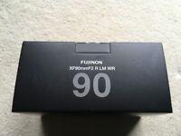 Fuji Lens XF 90 mm f/2 R Super EBC LM WR