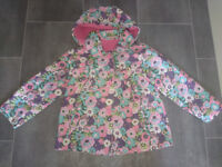 Girls spring coat/jacket 4-5 yrs Ex con