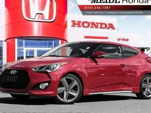 2013 Hyundai Veloster Turbo Tech Pkg. $127 Bi-Weekly PST Paid