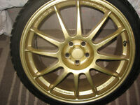 "19"" Superlegra alloy wheels"