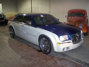 2005 Chrysler 300C  OVER $100 000 INVESTEED TRADE ?