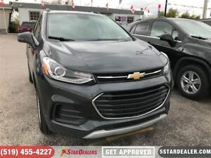 2017 Chevrolet Trax LT | ONE OWNER | AWD | BLUETOOTH