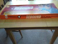 Vintage rebound game