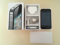 iphone 4s 16Gb Black IMMACULATE