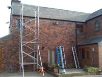 youngman scaffold tower over 6.5m