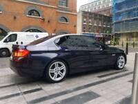 BMW 530D M SPORT FULLY LOADED 2011 11 REG