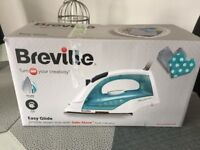 Breville iron. Mint condition