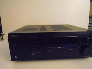 PIONEER STEREO SURROUND SOUND RECEIVER