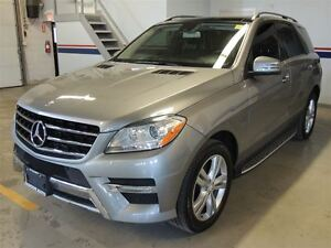 2012 Mercedes-Benz M-Class ML 350 BlueTEC, NAVI, CAM, SUNROOF