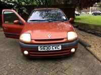 Renault clio 1.6 rxe auto for sale cheap